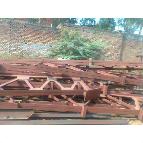 Construction & Infrastructure Fabricated Items & Equipment