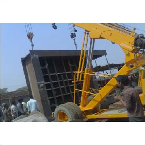 Wind Mill Fabricated Items & Equipment