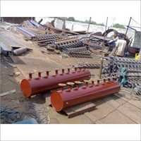 Racks for sugar mill carriers