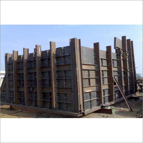 Cement Plant Cooler Casing
