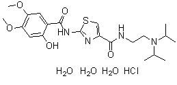 Acofide trihydrate