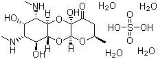 Actinospectacin sulfate