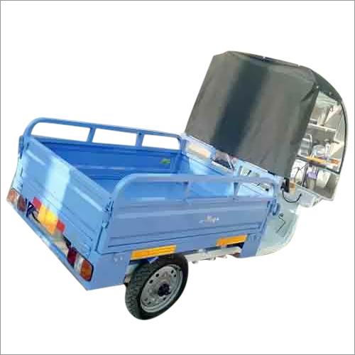 Commercial Loader E Rickshaw