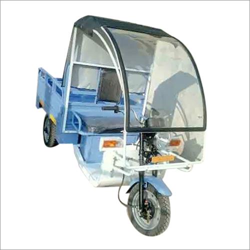Custom E Rickshaw