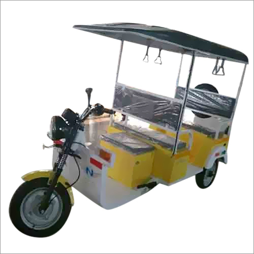 Custom Electric Rickshaw