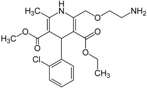 Amlodipine hydrochloride