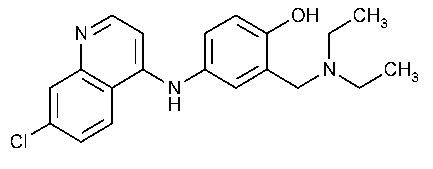 Amodiaquine hydrochloride