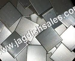 4X4 Nickel Plate