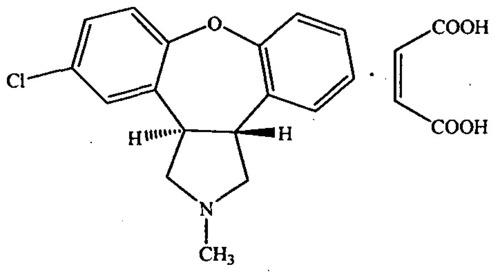 Asenapine Maleate
