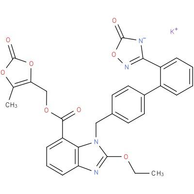 Azilsartan kamedoxomil