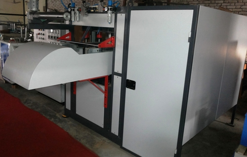 SUPER DELUXE DISPOSABLE CUP GLASS MACHINE