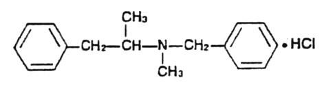 Benzphetamine Hydrochloride