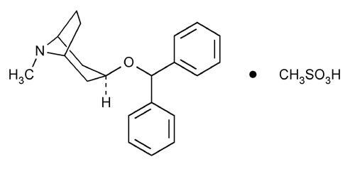 Benztropine mesylate