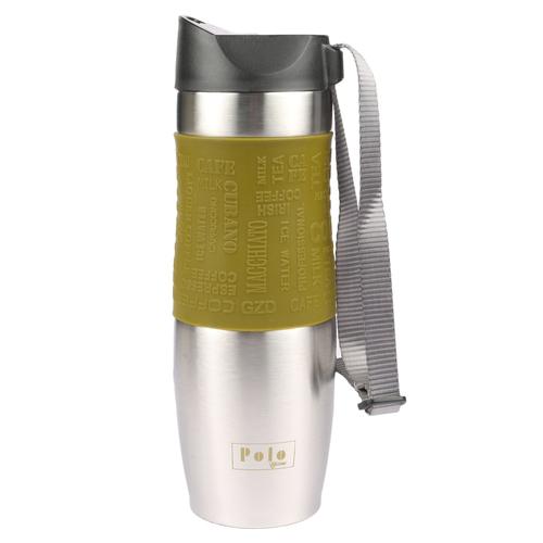 Polo lifetime Trendy 002 480 ML Vaccume Bottle (Green)