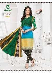 Cotton Salwar Suits Materials