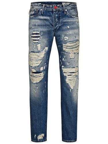 Trendy Blue Jeans