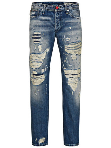 Trendy Blue Jeans