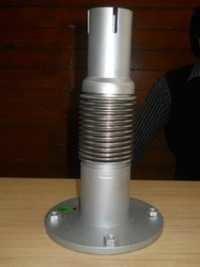 Generator Exhaust Bellows