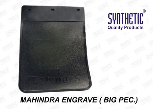 Mud Flaps Mahindra Engrave Big Piece