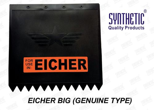 Mud Flaps Eicher Big Piece (genuine type)
