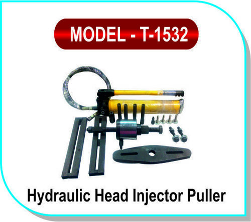 Hydraulic Head Injector Puller