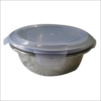 Plastic Lock Lid Bowls