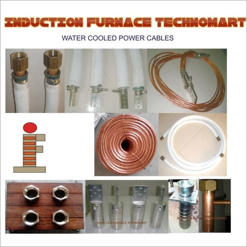 WATER COOLED POWER CABLES