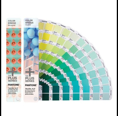 Pantone Color Bridge Coated Shade Card