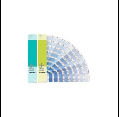 Pantone CMYK Color Guide Coated Shade Card