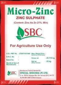 Micro Zinc