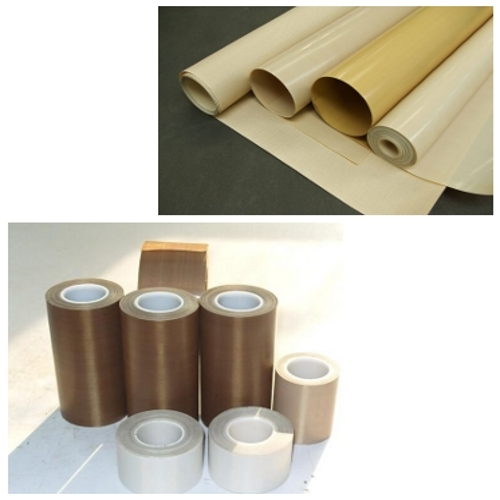 PTFE Coated Adhesive Tapes