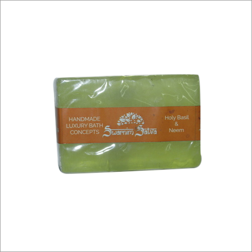 Holy Basil & Neem Soap