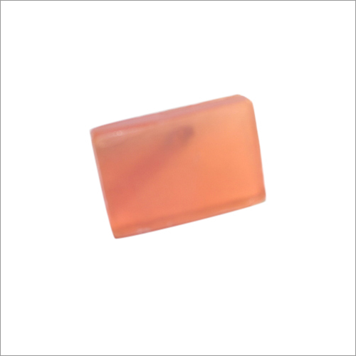 Transparent soap