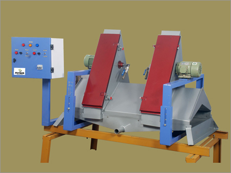 Double Disc Spraying Booth