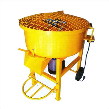 Concrete Mixer (Pan Type) (120Litre)