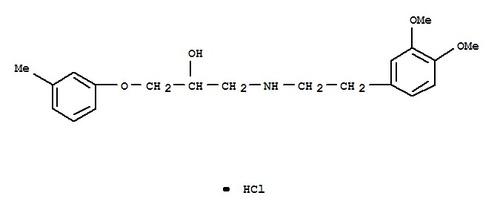 Bevantolol Hydrochloride