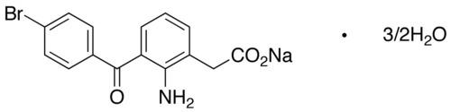 Bromfenac Monosodium Salt Sesquihydrate