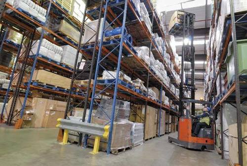 Cargo Warehouse Facility