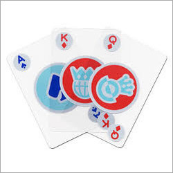 Invisible Marked Playing Cards