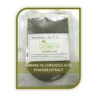Banaba Leaf Extract and Corosolic Acid
