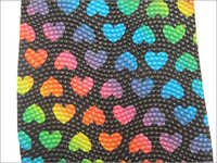 Dotted Artificial Leather