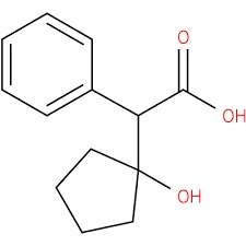 (1-Hydroxycyclopentyl)Phenylacetic Acid