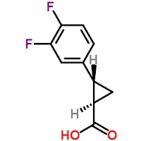 (1R,2R)-2-(3,4-difluorophenyl)cyclopropanecarboxy