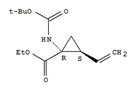(1R,2S)-1-Amino-2-vinylcyclopropanecarboxylic aci