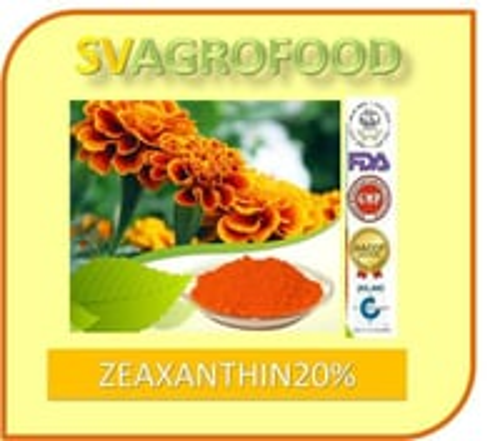 100% Pure Natural Zeaxanthin