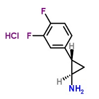(1R,2S)-rel-2-(3,4-Difluorophenyl)cyclopropanamin