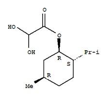 (1R)-(-)-Menthyl glyoxylate hydrate