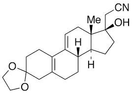 (17α)-3,3-[1,2-Ethanediylbis(oxy)]-17-hydroxy-19-