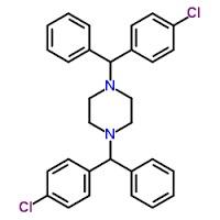 (-)-1-[(4-Chlorophenyl)phenylmethyl]piperazine