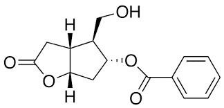 (-)-Corey lactone benzoate